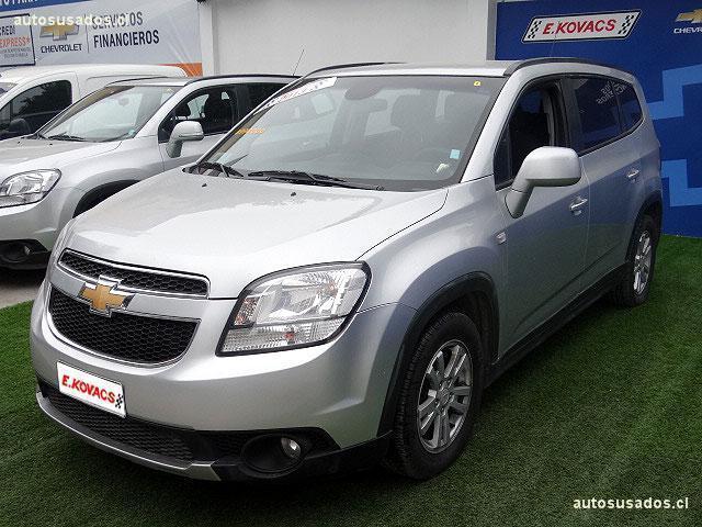 Camionetas Kovacs Chevrolet Orlando 2013