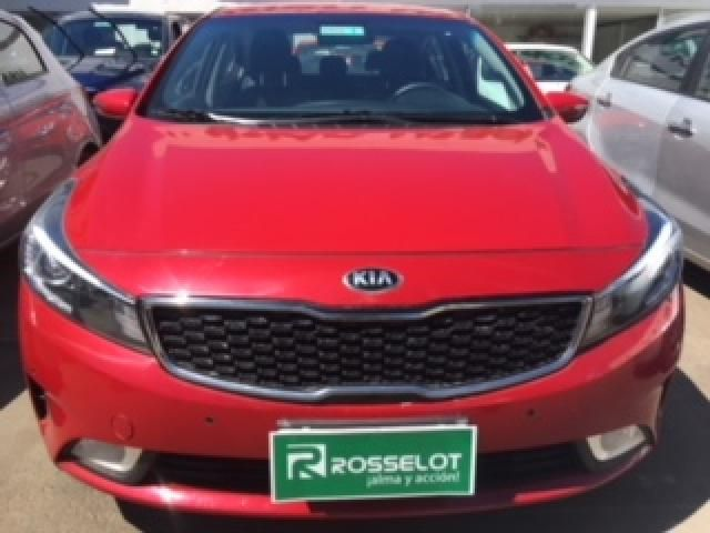 kia new cerato ex 1.6l at ac - 1721