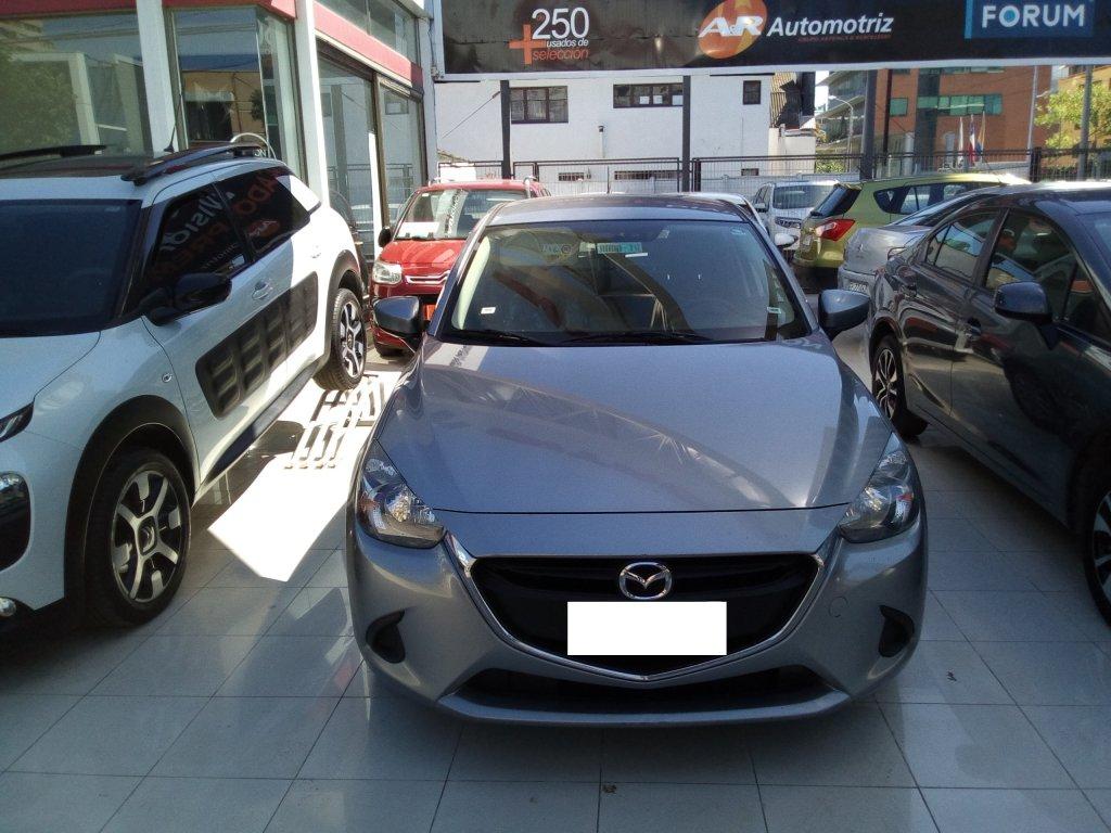 Autos AyR Automotriz Mazda 2 s 1.5 2016