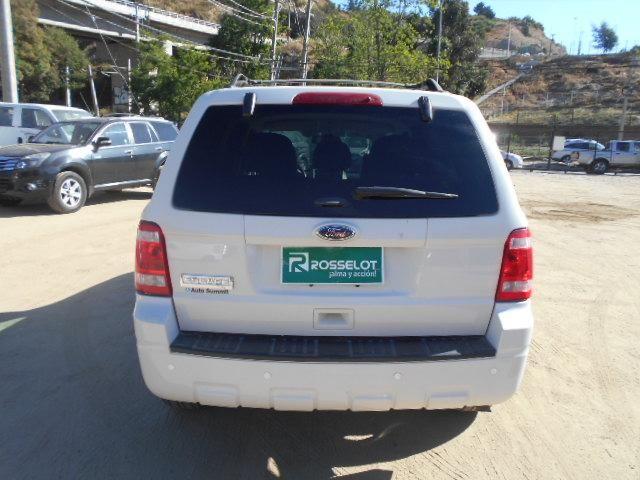 ford new escape xlt 2.5 aut