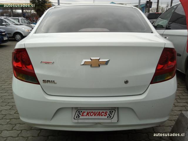 Autos Kovacs Chevrolet Sail 2013