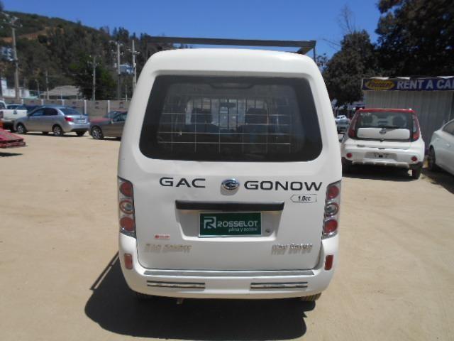 gac gonow way cargo box 1.0 mt