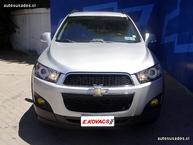 Camionetas Kovacs Chevrolet Captiva 2013