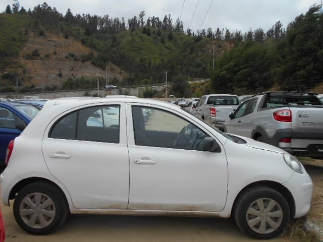 nissan march drive klb127