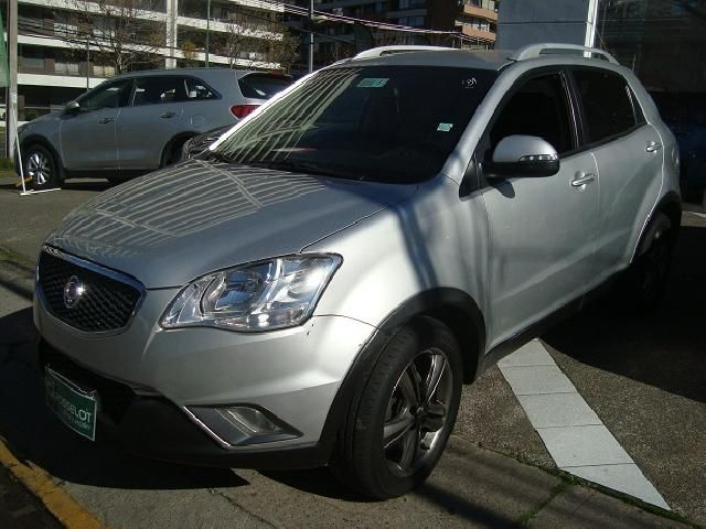 ssangyong new korando xdi 4x4 at - nkc2223