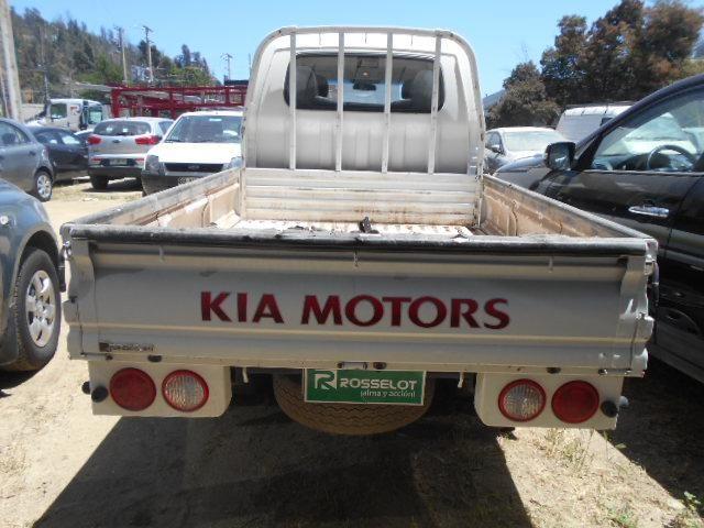 kia frontier 2.5 d/c 6mt sr - 1346