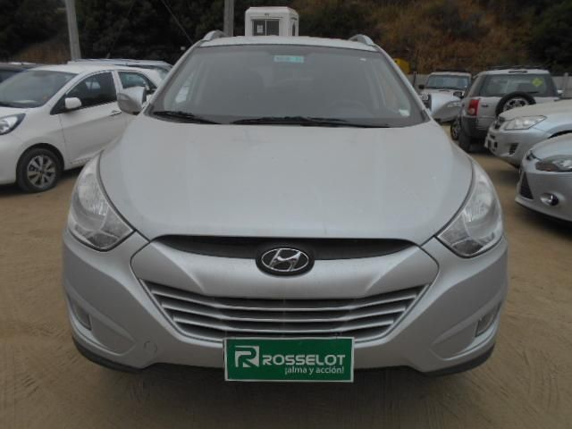 Autos Rosselot Hyundai New tucson gl 2.0 at 2013