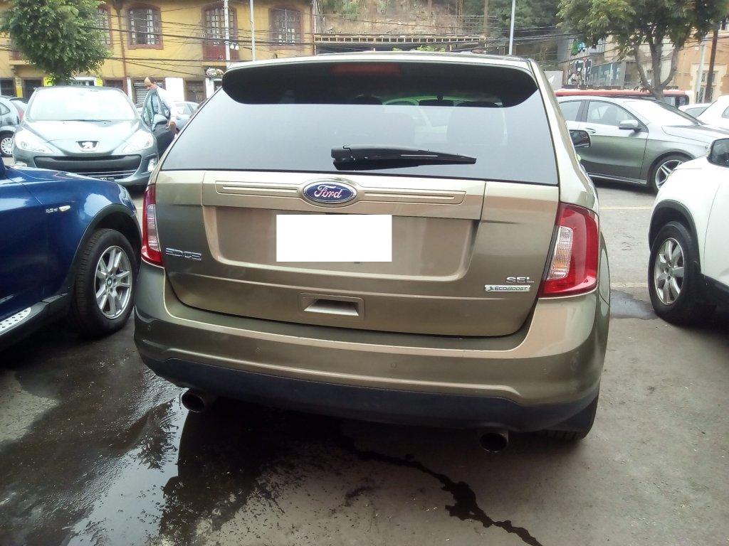 ford edge fwd 2.0 full eq