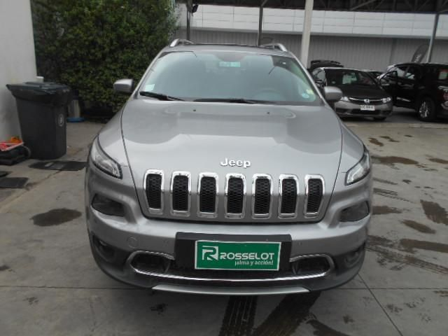 Autos Rosselot Chrysler Cherokee limited 4x4 2.4 2015