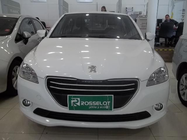 Autos Rosselot Peugeot 301 sedan active 1.6 mt hdi 2017