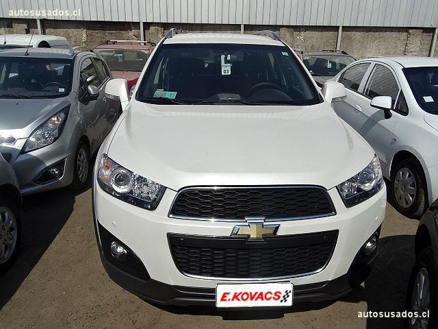 Camionetas Kovacs Chevrolet Captiva 2014