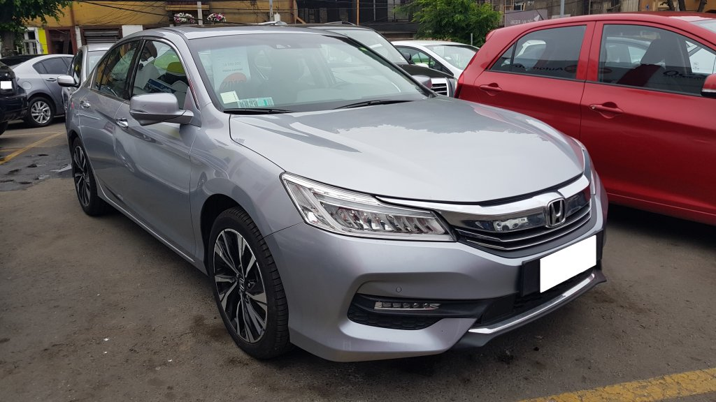 Autos AyR Automotriz Honda New accord v6 3.5 au 2016
