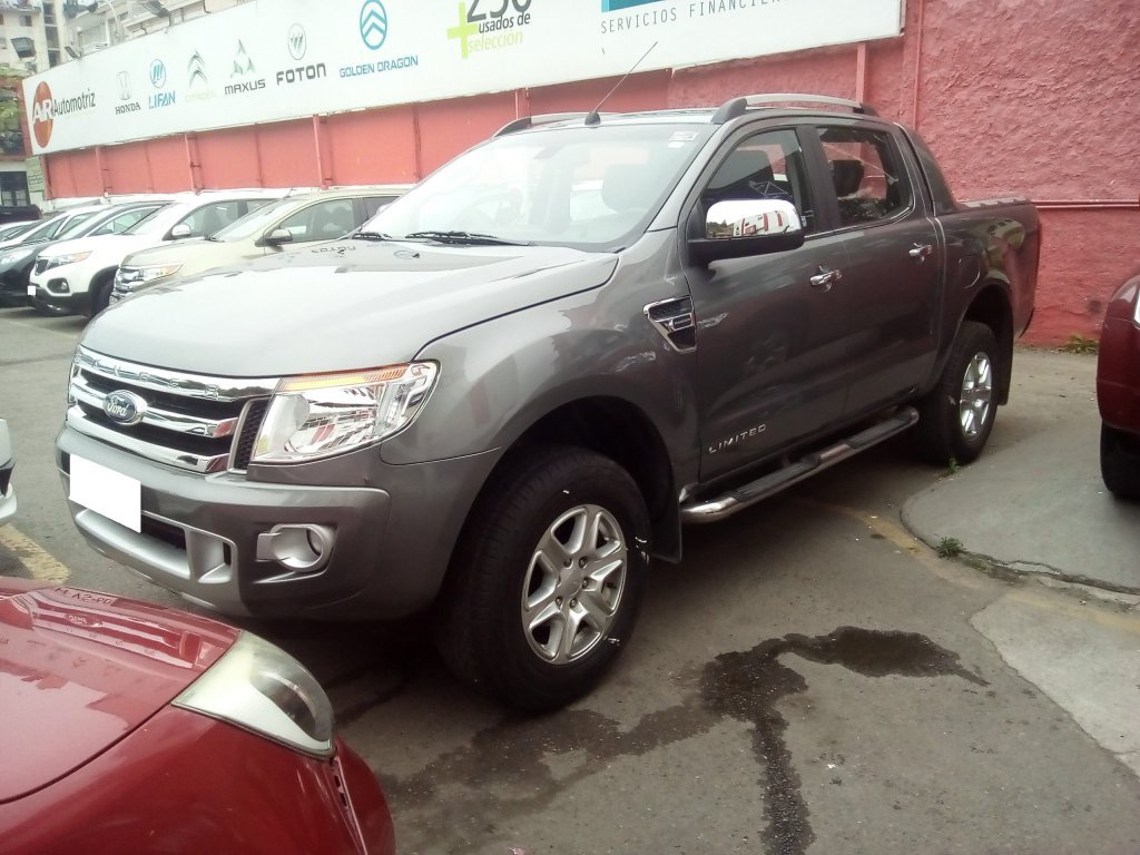 ford ranger limited 2.5 f