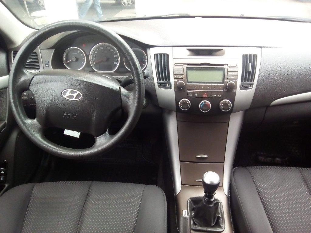 Autos AyR Automotriz Hyundai Sonata 2.0 gl 2010