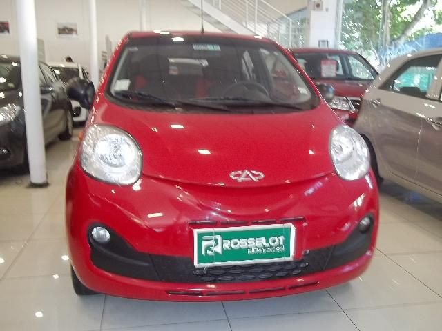 Autos Rosselot Chery New iq gls mt 1.0 2015