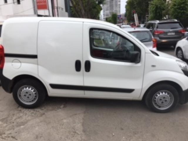 Camionetas Rosselot Fiat Fiorino city diesel ( puerta lateral )  2016