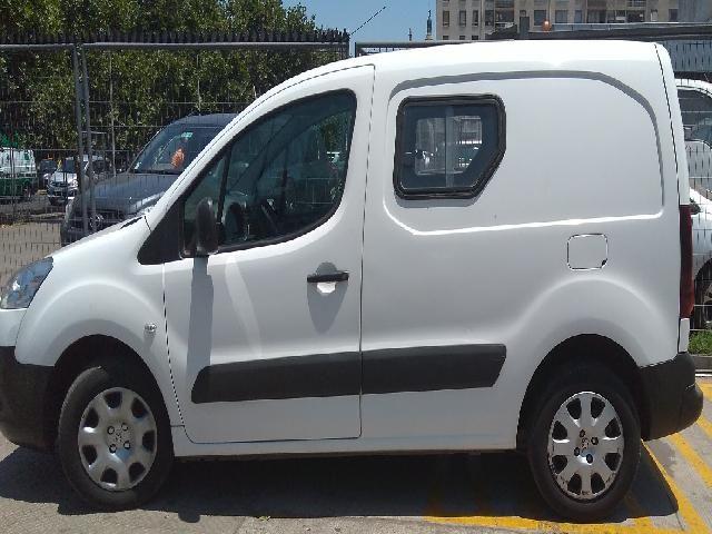 Furgones Rosselot Peugeot Partner 1.6 hdi iv 2013