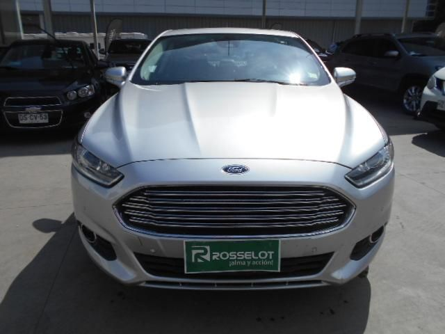 Autos Rosselot Ford Fusion 2.0 at 2015