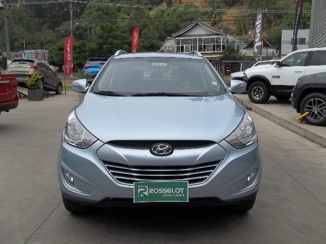 Autos Rosselot Hyundai New tucson gl 2.0 at 2013