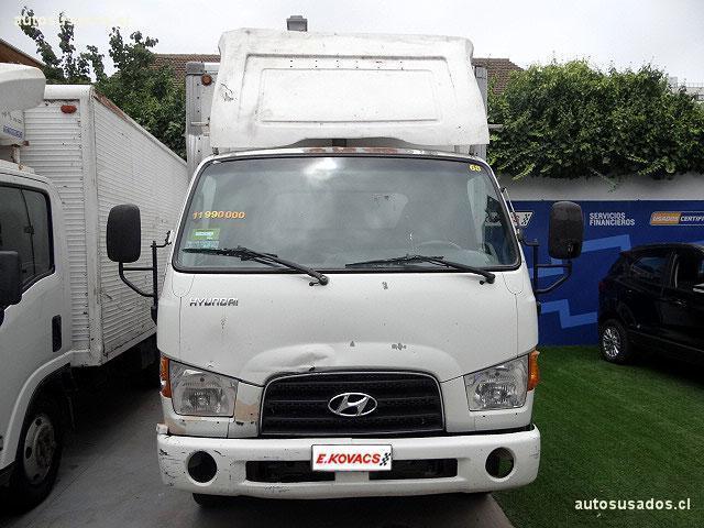 Furgones Kovacs Hyundai Hd65 2012
