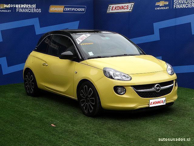 Autos Kovacs Opel Adam 2015