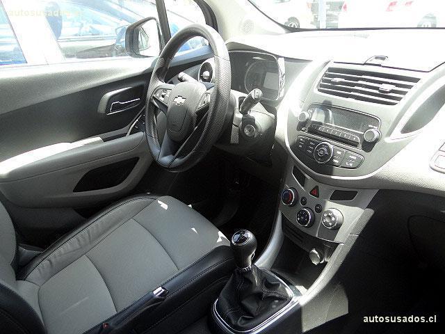 Camionetas Kovacs Chevrolet Tracker 2015