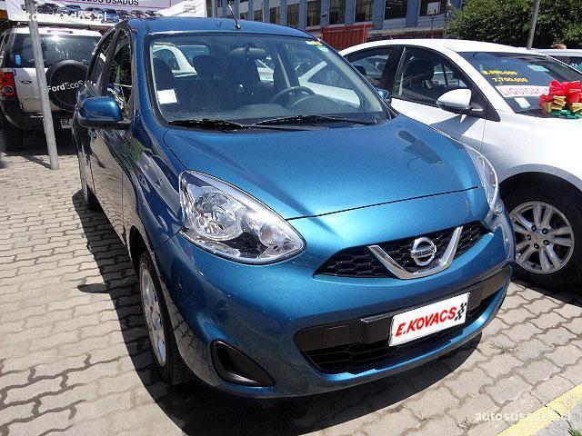 Autos Kovacs Nissan March 2016