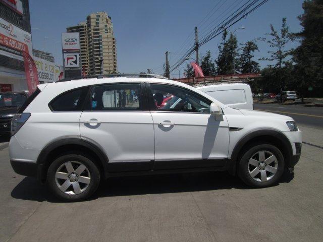 Camionetas Rosselot Chevrolet Captiva 2.2 mt ac 2013