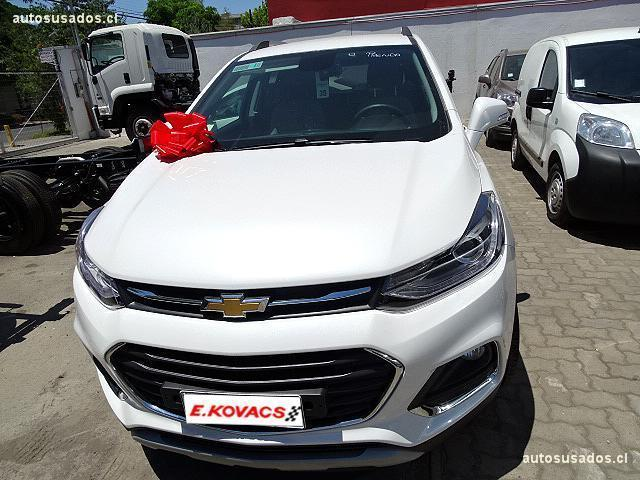 Camionetas Kovacs Chevrolet Tracker 2017