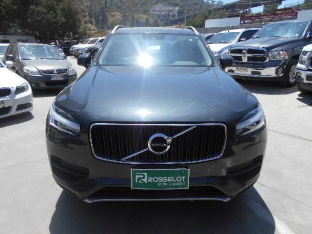 Autos Rosselot Volvo New xc90 t5 kinetic 2016