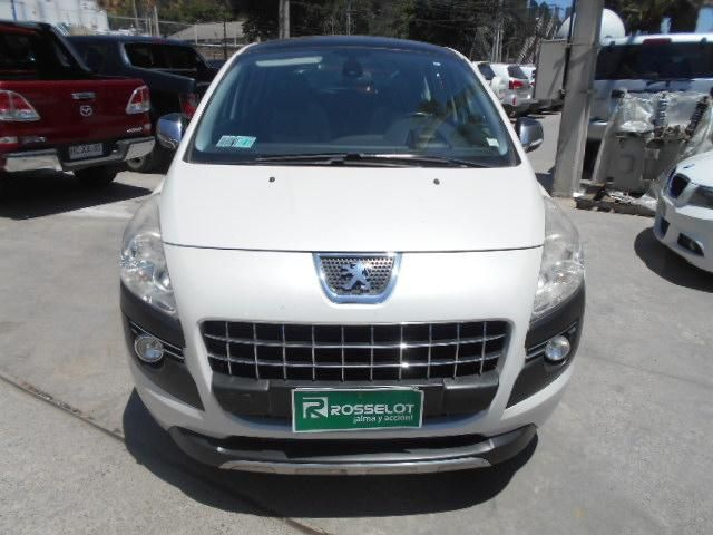 Autos Rosselot Peugeot 3008 limited 1.6 e-hdi 112 hp cmp at 2013