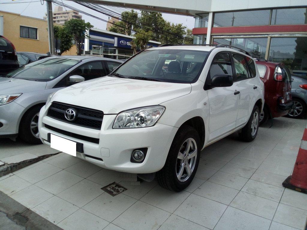 toyota rav4 limited 2.4 aut