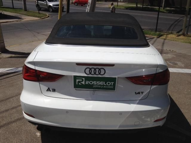 audi a3 t 1.4 tfsi cabriolet 2p at