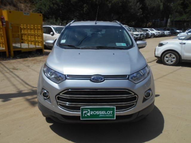 Autos Rosselot Ford New ecosport titanium 1.6 mt 2016