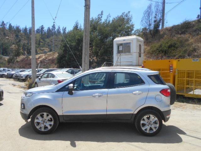 ford new ecosport titanium 1.6 mt