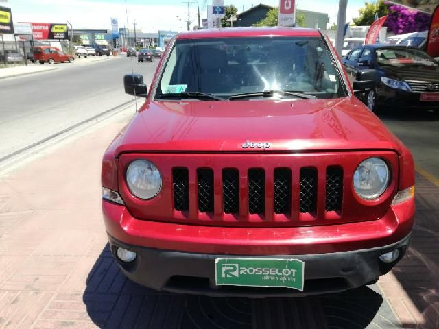 jeep patriot sport 2.4 at