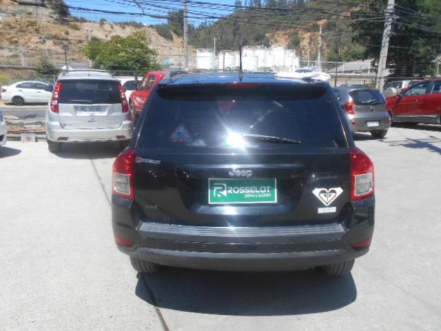 Camionetas Rosselot Jeep Compass sport at 2.4 4x4 2012