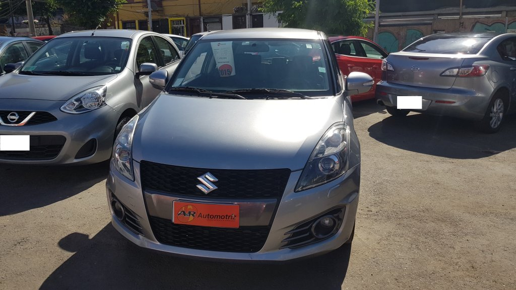 Autos AyR Automotriz Suzuki Swift gl 1.5 full ll 2015