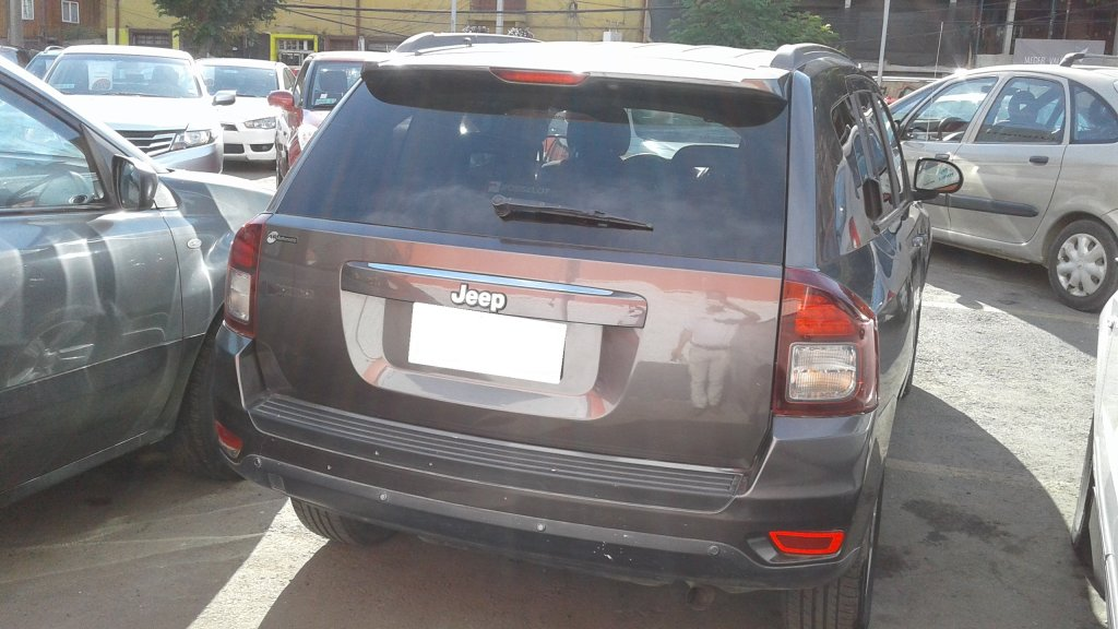 jeep compass sport 2.4 au