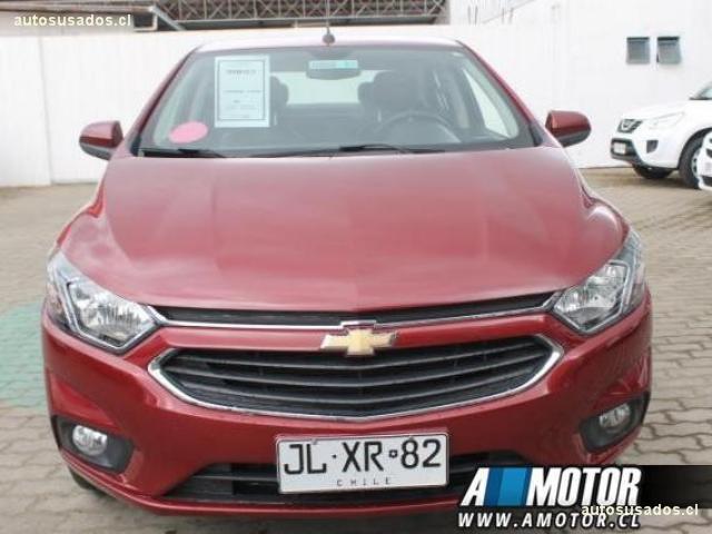Furgones Kovacs Chevrolet Prisma 2017