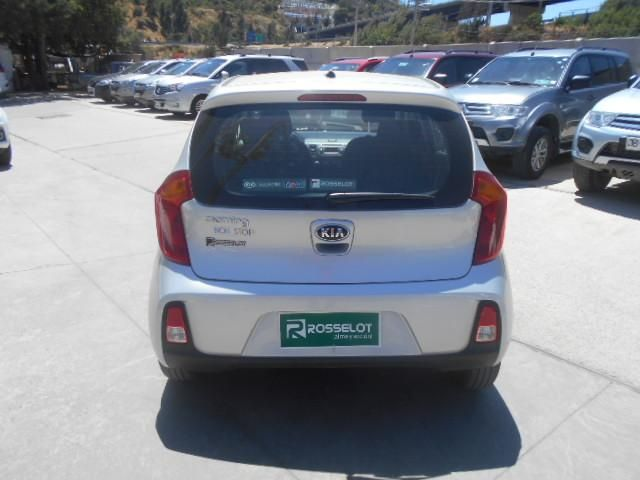 kia morning ex 1.2l 5mt non stop - 1628