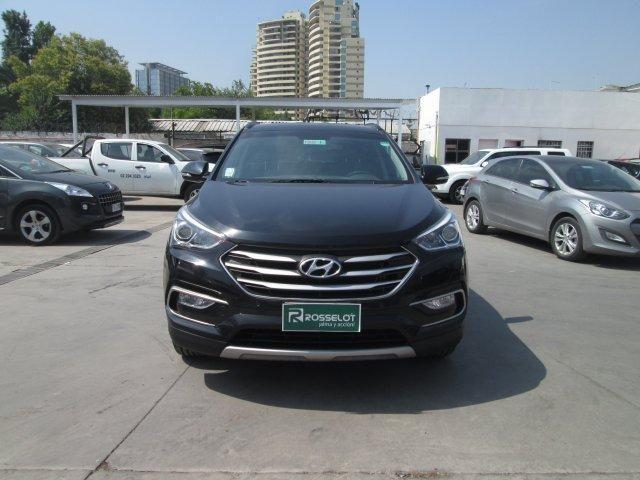 Camionetas Rosselot Hyundai Santa fe 2.4 gls 4x2 6 at  2016