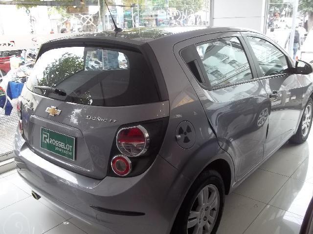 Autos Rosselot Chevrolet Sonic lt hb 1.6 2012