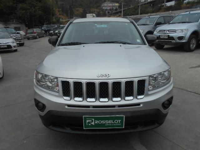 Camionetas Rosselot Jeep  compass sport 2.4 at 4x2 2013
