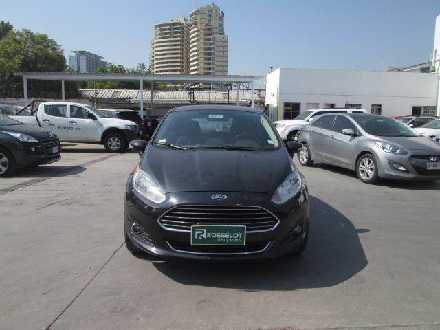 Autos Rosselot Ford New fiesta 5 p ses titanium 1.6 mt 4x2 2014
