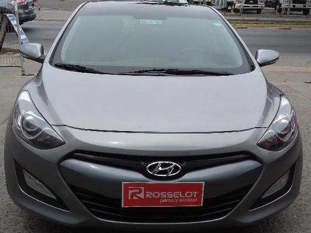 Furgones Rosselot Hyundai I 30 gls 1.6 2014
