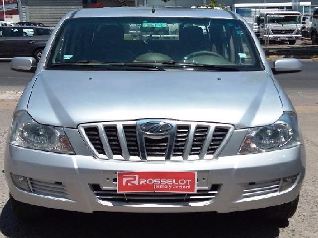 Camionetas Rosselot Mahindra Genio crdi 2.2 4x4 mt 2ab  abs 2014