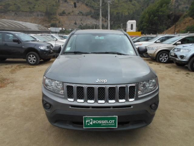 Autos Rosselot Chrysler New compass sport 2.4l at 4x2 2012