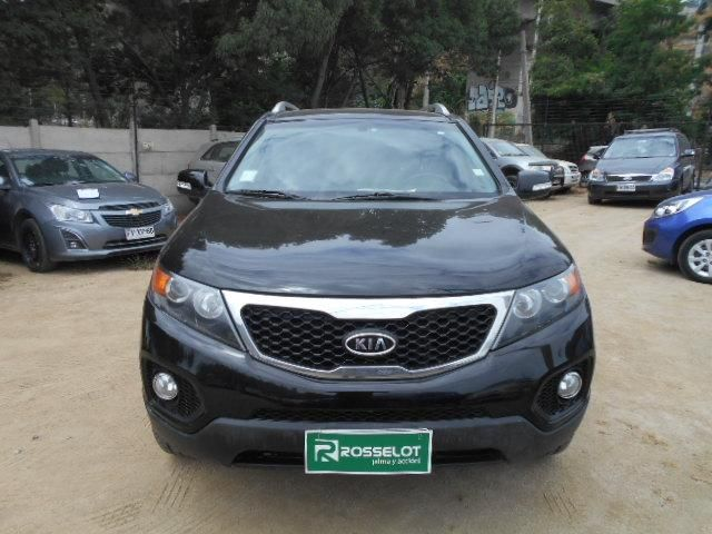 kia sorento ex 2.2 7s dsl at 4x4 full  - 1210