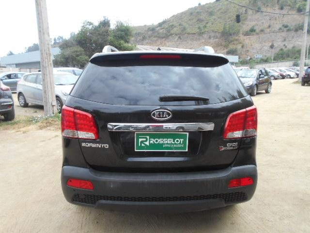 Autos Rosselot Kia Sorento ex 2.2 7s dsl at 4x4 full  - 1210  2012